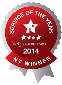 2014 award service of the year - NT winner