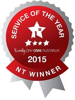 NT winner 2015 - Service of the year award